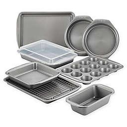 Circulon® Non-Stick 10-Piece Bakeware Set in Grey