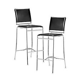 Zuo® Modern Soar Bar Chair (Set of 2)