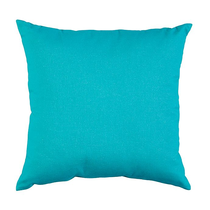 Alternate image 1 for Forsyth 17-Inch Square Outdoor Throw Pillow