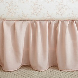 Levtex Baby® Heritage Crib Skirt in Blush