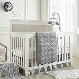 Levtex Baby® Heritage 4-Piece Crib Bedding Set in Grey