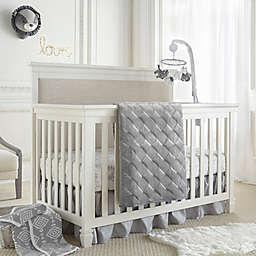 Levtex Baby® Heritage 4-Piece Crib Bedding Set in Grey