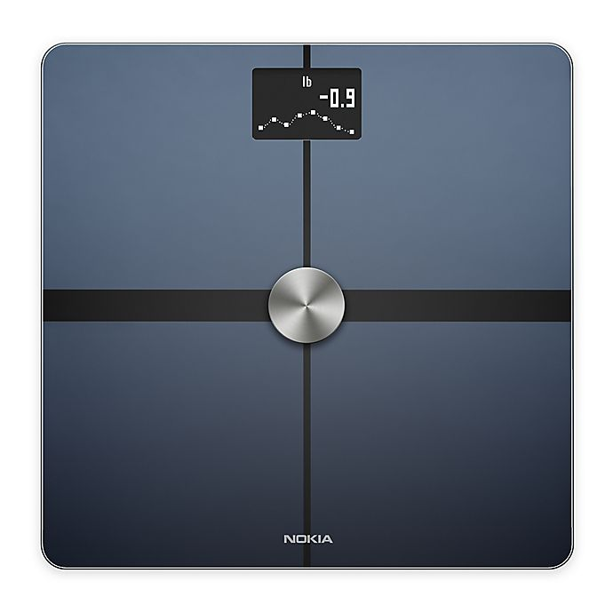 Alternate image 1 for Withings Nokia Smart Body Composition Wi-Fi Scale