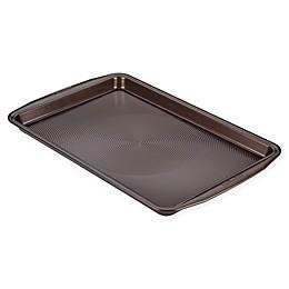 Circulon® Total Non-Stick 11-Inch x 17-Inch Baking Pan in Chocolate