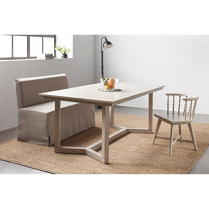 Alternate image 1 for Bee & Willow™ Home Trestle Dining Table in Light Natural