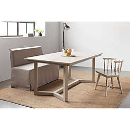 Bee & Willow™ Home Trestle Dining Table in Light Natural
