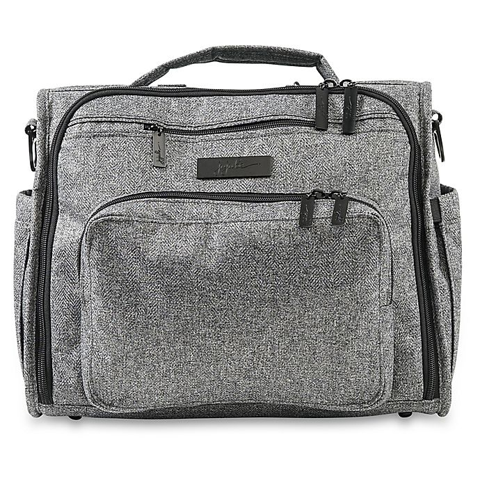 Alternate image 1 for Ju-Ju-Be® B.F.F. Convertible Diaper Bag in Grey