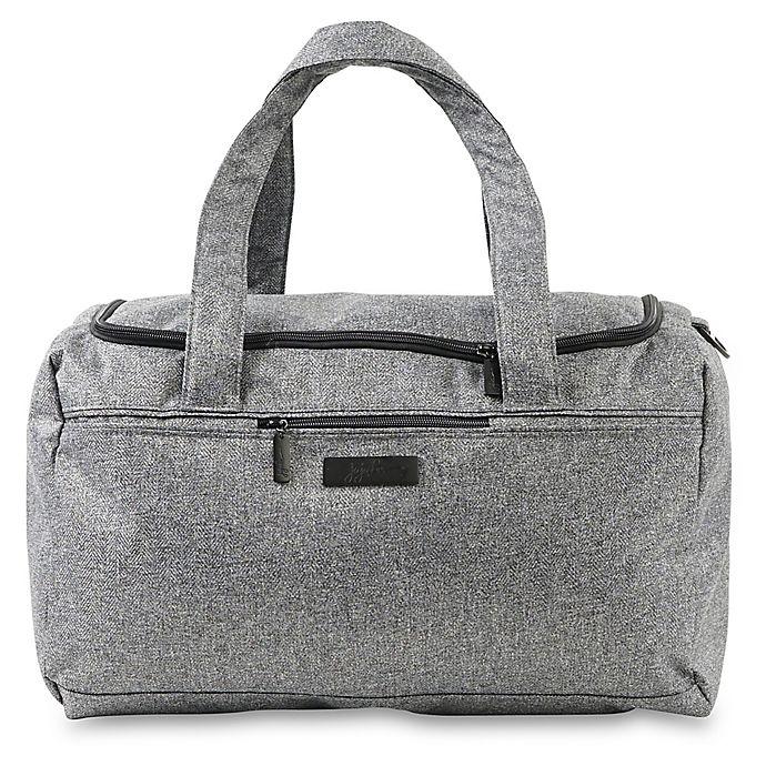 Alternate image 1 for Ju-Ju-Be® Starlet Diaper Duffle Bag in Grey