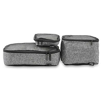 Ju-Ju-Be® 3-Piece Organizer Bag Set in Grey