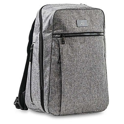Ju-Ju-Be® Aria Ballad Diaper Backpack in Grey