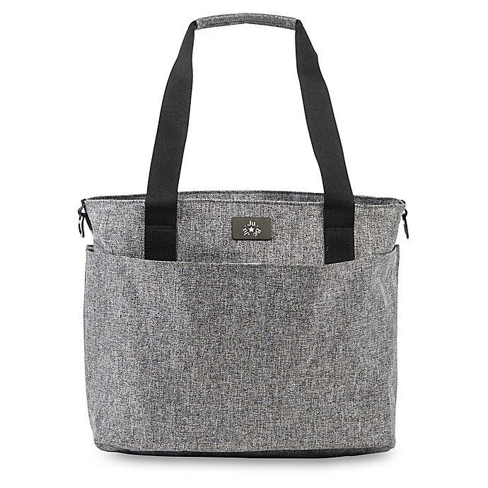 Alternate image 1 for Ju-Ju-Be® Encore Diaper Tote Bag in Graphite