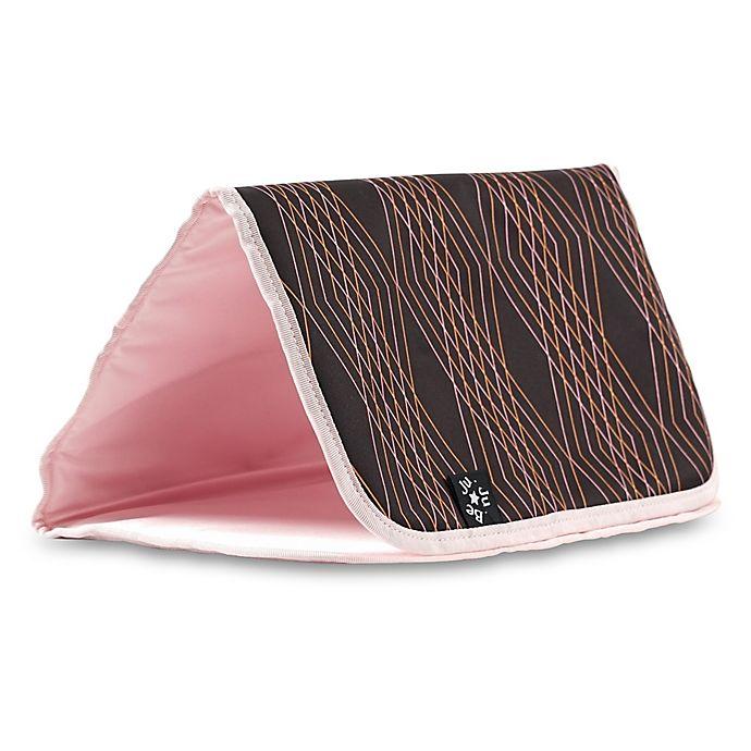 Alternate image 1 for Ju-Ju-Be® Memory Foam Changing Pad in Prism Rose