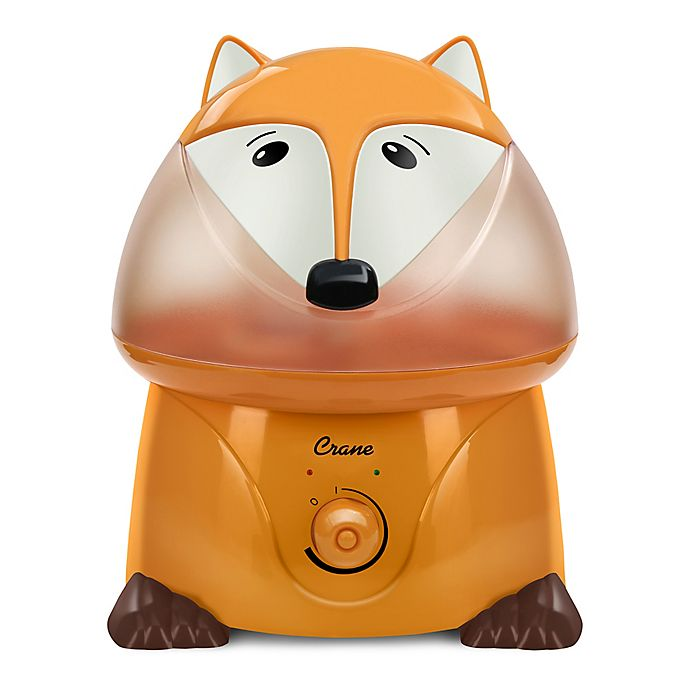 Alternate image 1 for Crane Adorable Fox Ultrasonic Humidifier
