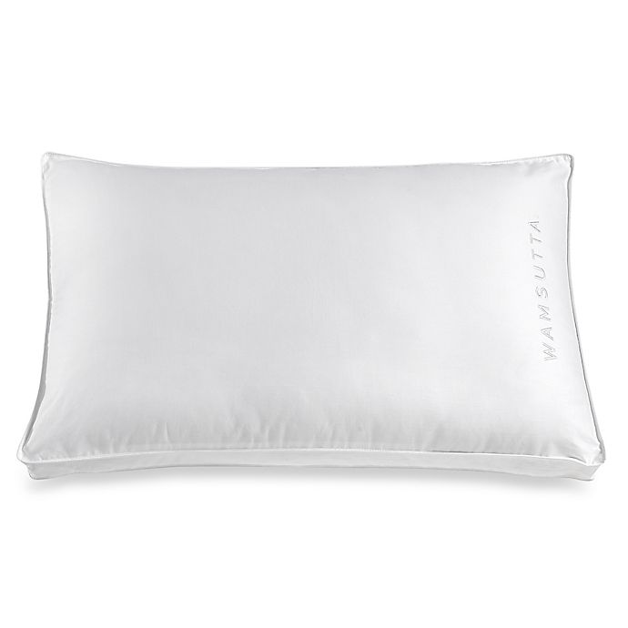 Alternate image 1 for Wamsutta® Firm Back Sleeper Pillow