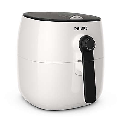 Philips TurboStar™ 5 qt. Air Fryer in White