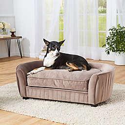 Enchanted Home Pet® Tucker Large Pet Sofa in Mushroom