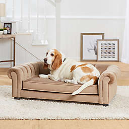 Enchanted Home Pet® Sullivan Large Pet Sofa in Beige