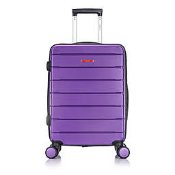 DUKAP® Definity 20-Inch Hardside Spinner Carry On Luggage