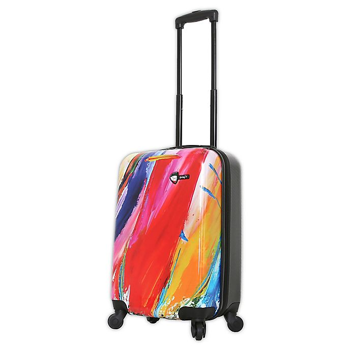 Alternate image 1 for Mia Toro ITALY Duaiv Sails 20-Inch Hardside Spinner Carry On Luggage