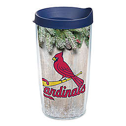 Tervis® MLB St. Louis Cardinals Holiday Wrap 18 oz. Tumbler with Lid