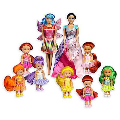 Harbour Trade My Magic Dream Dolls (Set of 9)
