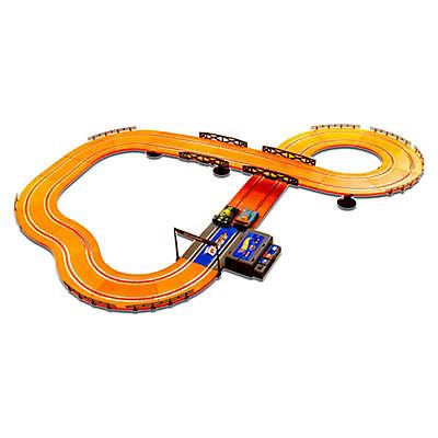 KidzTech Mattel® Hot Wheels™ 12.4-Foot Slot Track in Orange