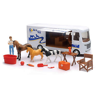 New-Ray Country Life Horse Vet Set