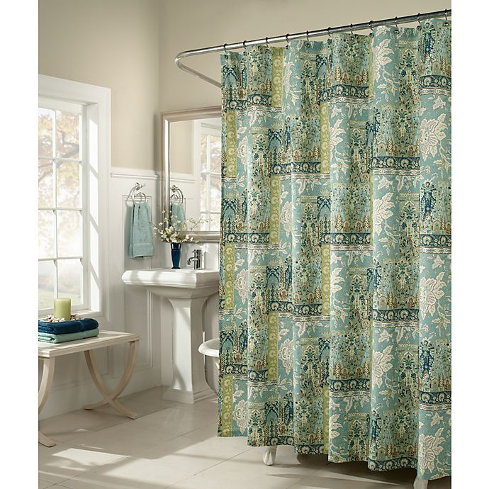 Mstyle Spice Trade Shower Curtain