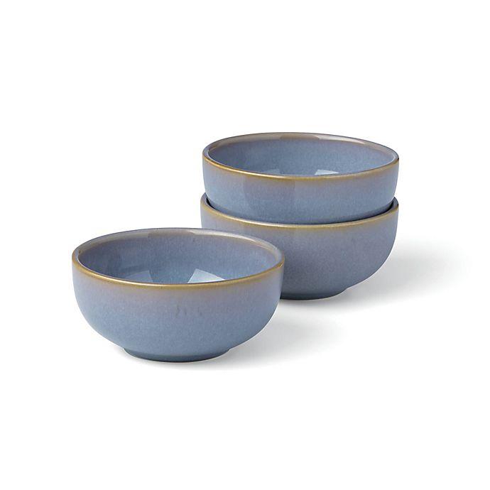 Alternate image 1 for Dansk® Haldan™ Dip Bowls (Set of 3)