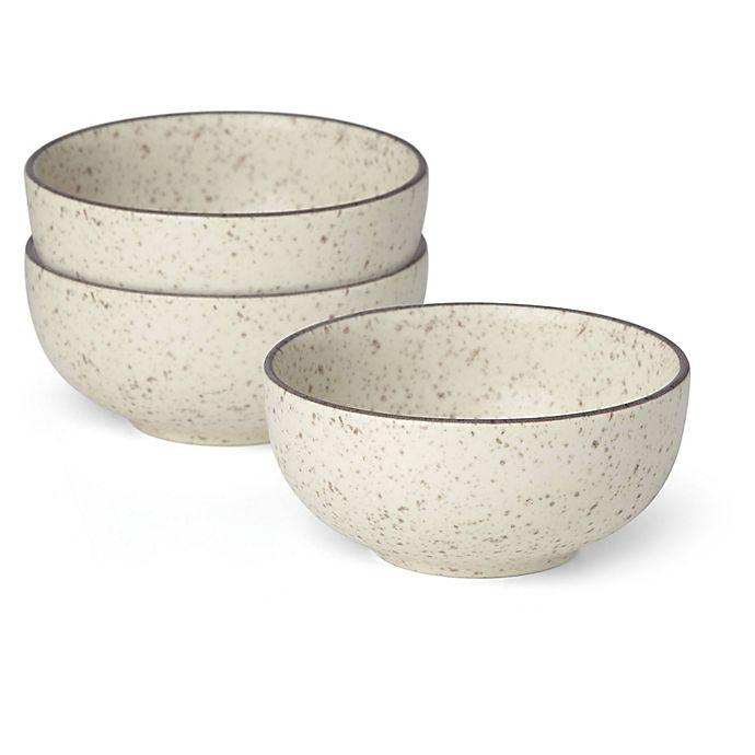 Alternate image 1 for Dansk® Kallan Fruit Bowls (Set of 3)