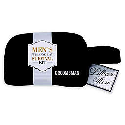Lillian Rose™ Groomsman Survival Kit