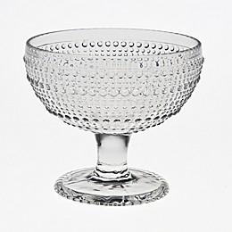 Table Art Pearls Beaded Glass Dessert Bowls (Set of 4)