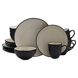 Gourmet Basics by Mikasa® Crisa 16-Piece Dinnerware Set