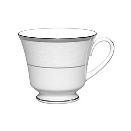 Noritake® Regina Platinum Teacup