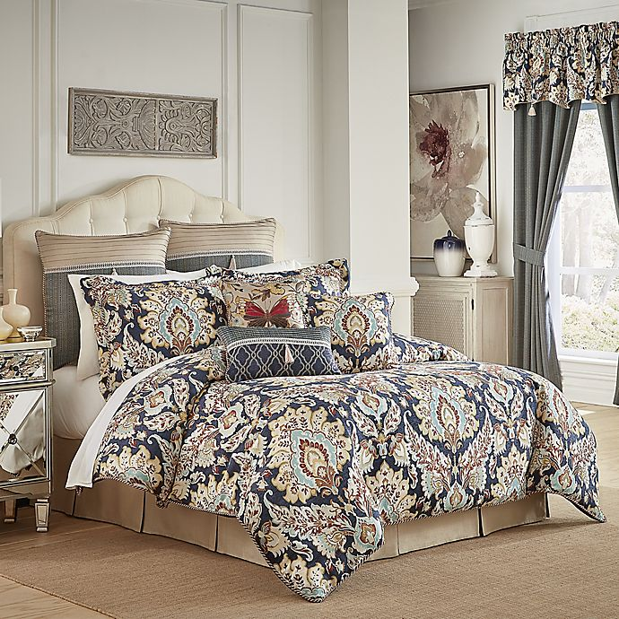 Croscill 174 Finnegan Comforter Set Bed Bath Amp Beyond