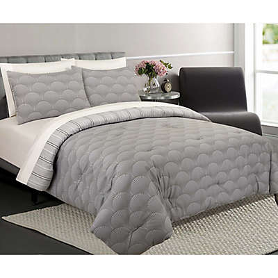Ron Chereskin Fanfair Reversible Comforter Set