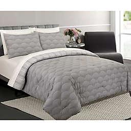 Ron Chereskin Fanfair Reversible Comforter Set