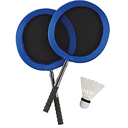 Sharper Image® LED Badminton Set in Blue