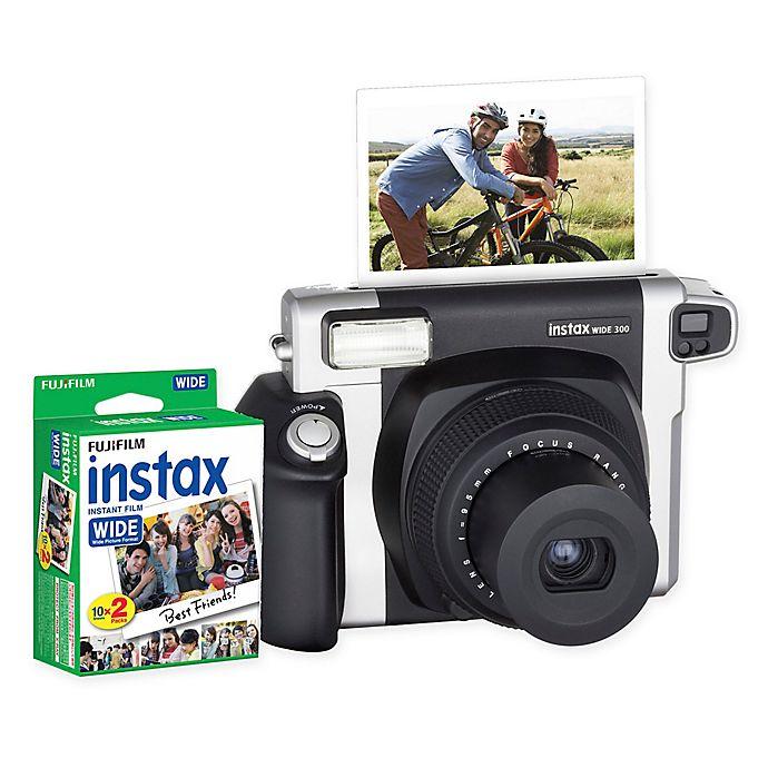 Alternate image 1 for Fujifilm Instax Wide 300 Camera Bundle
