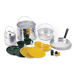 Stansport® Aluminum 16-Piece Outdoor Cookware Set