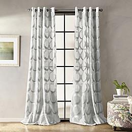 Peri Home Marni Grommet Sheer Window Curtain Panel