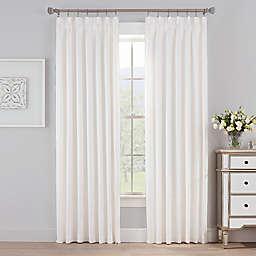 Marin Pinch Pleat Room Darkening Window Curtain Panel