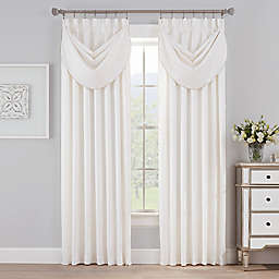 Marin Window Curtain Panels and Valance