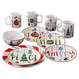 Christmas Dinnerware.Christmas Dishes Christmas Dinnerware China Sets Bed