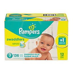 Pampers® Swaddlers™ Diaper Collection