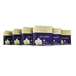 Café Viante® 60-Count Tahitian Vanilla Espresso for Single Serve Coffee Makers