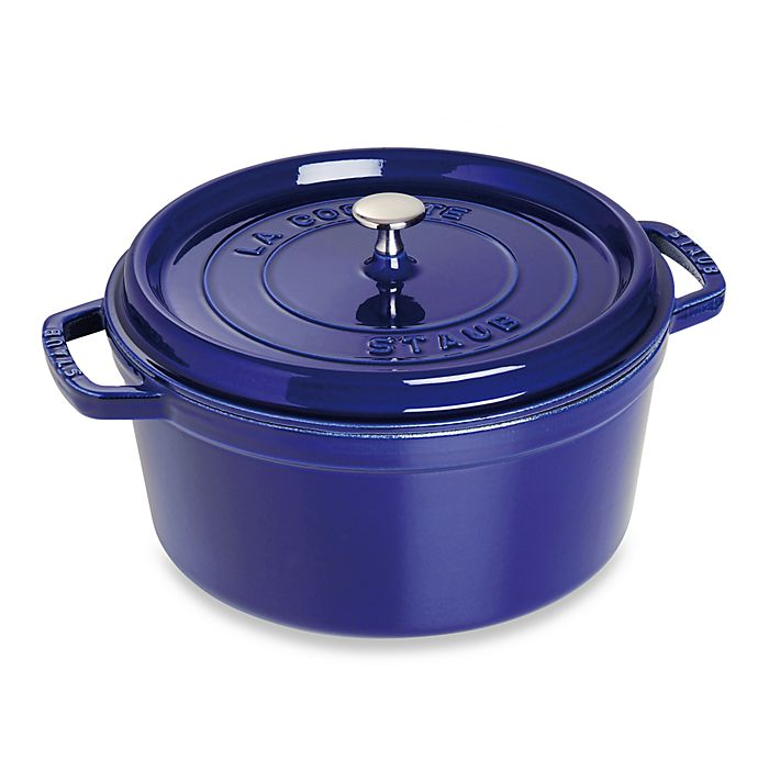 Alternate image 1 for Staub 7 qt. Round Cocottes