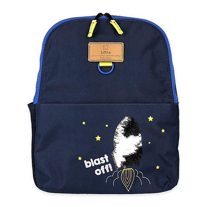 Alternate image 1 for TWELVElittle Adventure Backpack