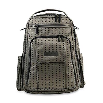 Ju-Ju-Be® Be Right Back Diaper Bag in Black/Olive