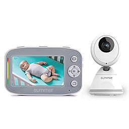 Summer Infant® Baby Pixel® Cadet™ 4.3-Inch LCD Video Baby Monitor in White